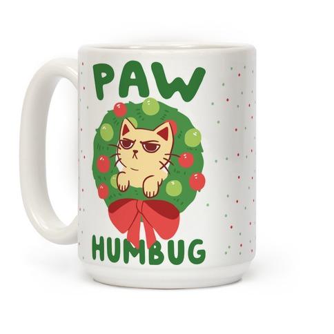 Paw Humbug  Coffee Mug