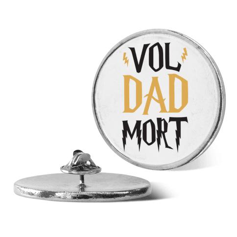 VolDADmort Parody pin