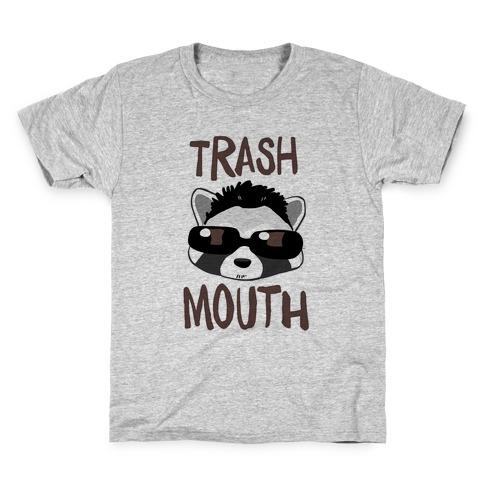 Trash Mouth Kids T-Shirt