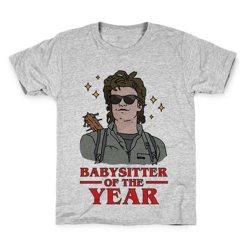 Babysitter of the Year Kids T-Shirt
