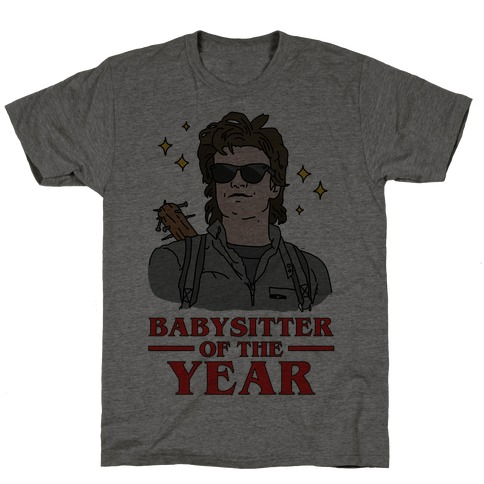 Babysitter of the Year T-Shirt