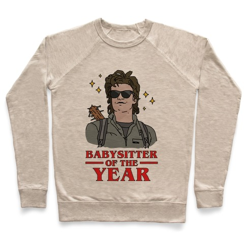 Babysitter of the Year Pullover