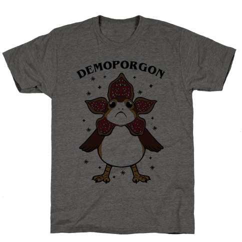 DemoPORGon Mens T-Shirt