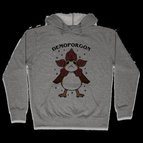 DemoPORGon Hooded Sweatshirt