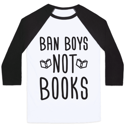 Ban Boys Not Books