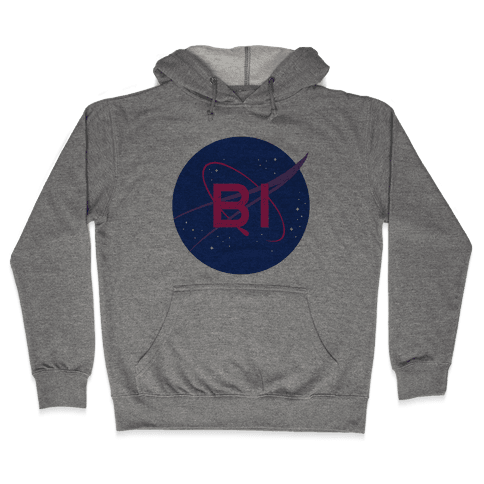 Bi Nasa Hooded Sweatshirt
