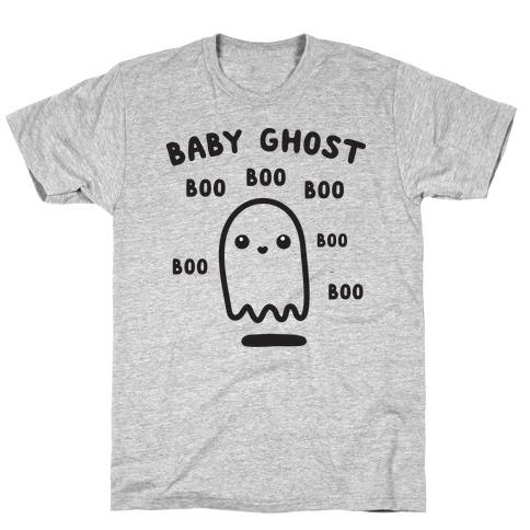 Baby Ghost Boo Boo Boo T-Shirt