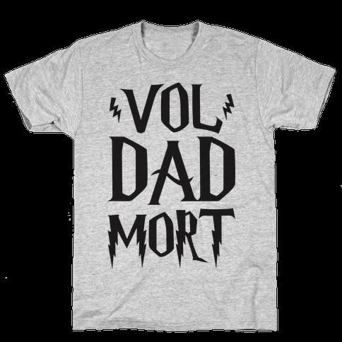 VolDADmort Parody Mens T-Shirt
