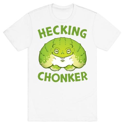 Hecking Chonker Mens/Unisex T-Shirt