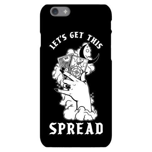 Let's Get This Spread Tarot Phone Case