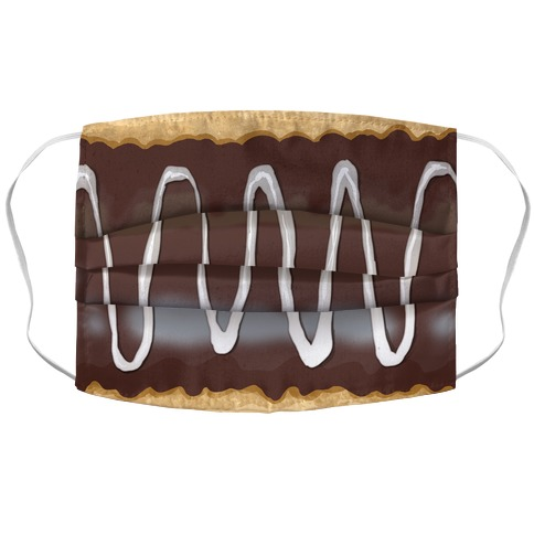 Eclair Accordion Face Mask