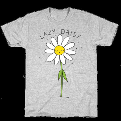 Lazy Daisy Mens/Unisex T-Shirt