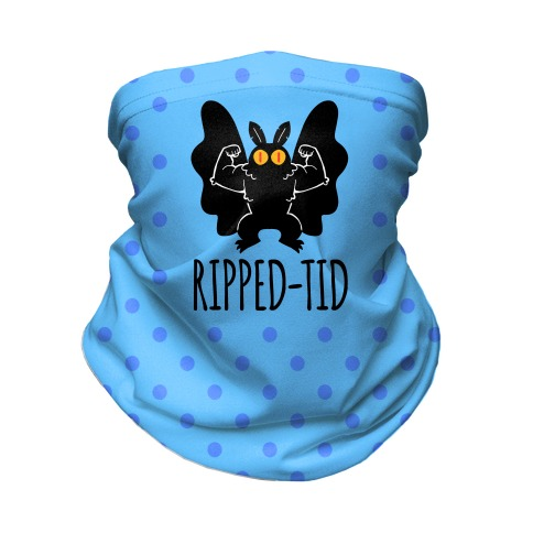 Ripped-tid Neck Gaiter