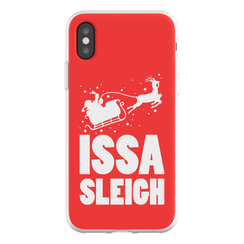 Issa Sleigh Phone Flexi-Case