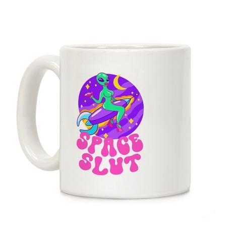 Space Slut Coffee Mug