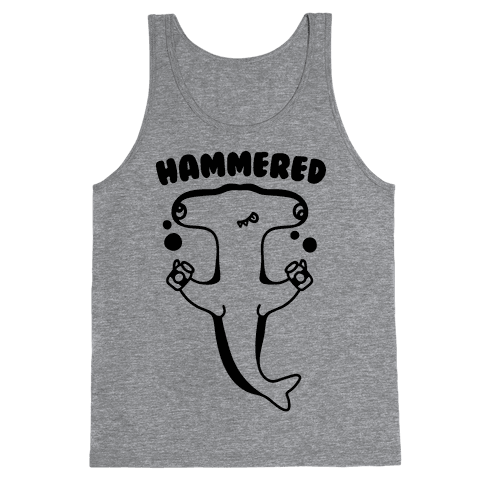 Hammered Tank Top