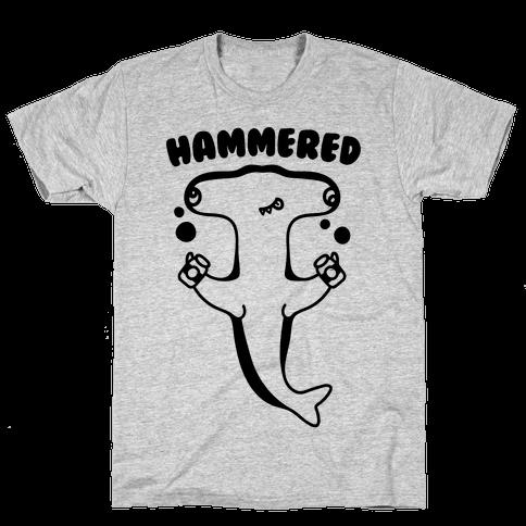 Hammered Mens T-Shirt