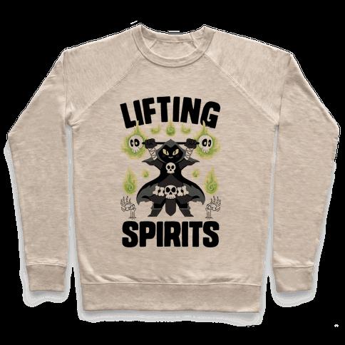 Lifting Spirits Pullover