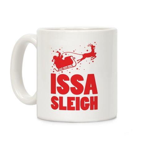 Issa Sleigh Coffee Mug