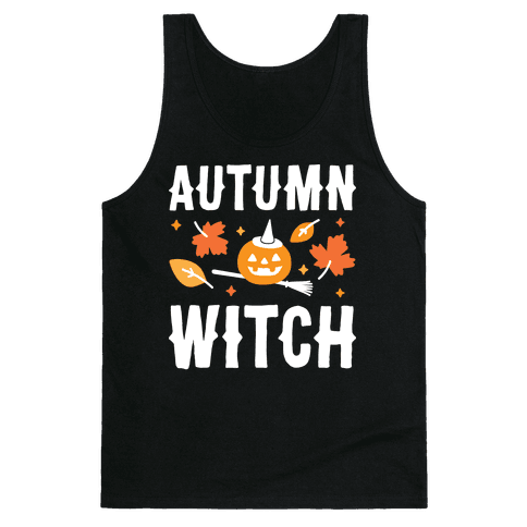 Autumn Witch Tank Top