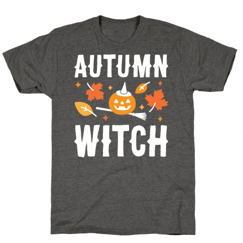 Autumn Witch T-Shirt