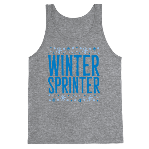 Winter Sprinter Tank Top