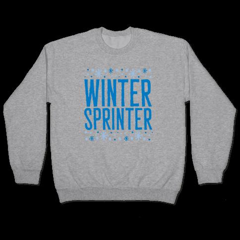 Winter Sprinter Pullover