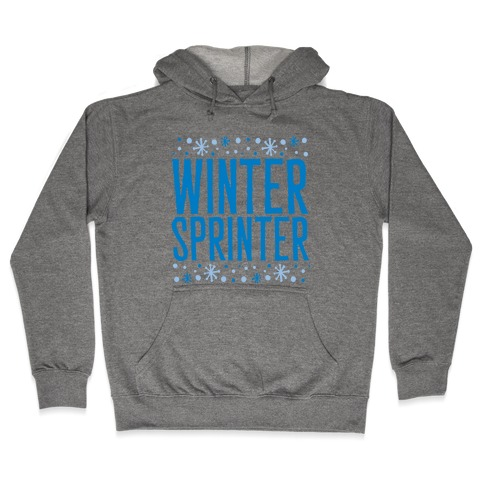 Winter Sprinter Hooded Sweatshirt
