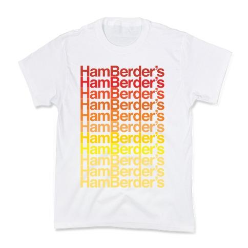 870f2ee35d34 Hamberder s Parody Kids T-Shirt