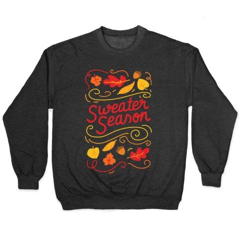 Sweater Season Pullover