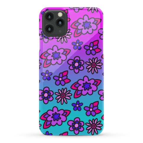 Funky Fresh Floral Phone Case