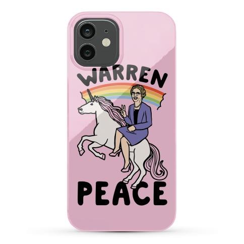 Warren Peace Phone Case