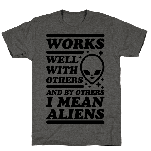 By Others I Mean Aliens