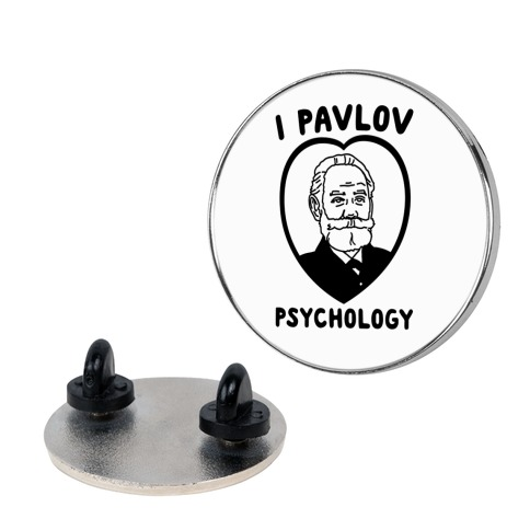 I Pavlov Psychology  pin
