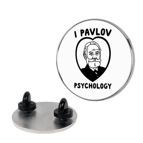 I Pavlov Psychology  pin