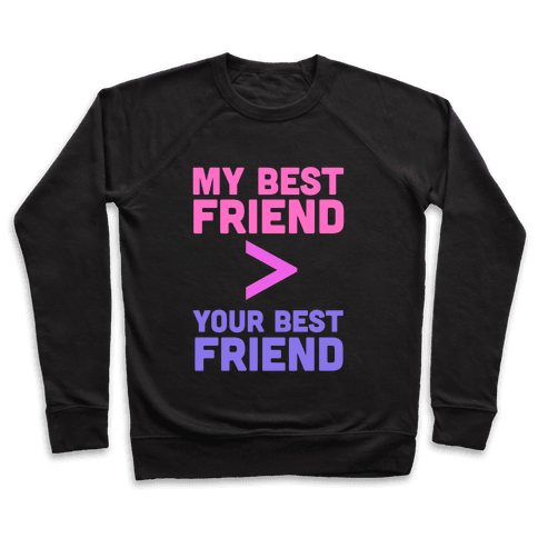 My Best Friend Pullover