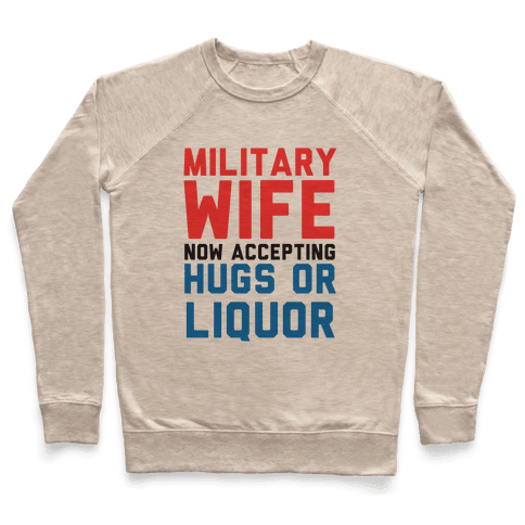 Hugs or Liquor Pullover