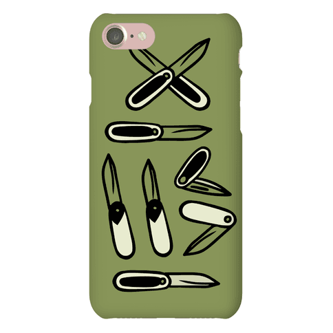 Switch Army Knife Phone Case