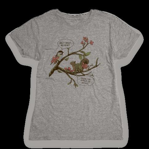 Ahh, Home Womens T-Shirt