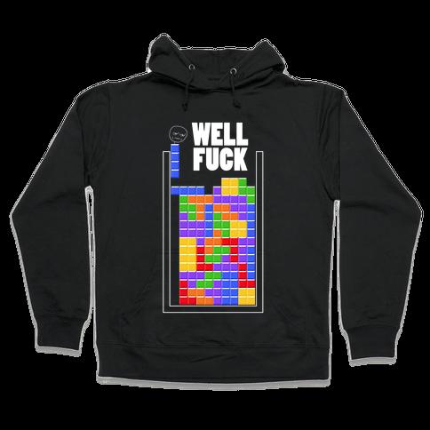 Tetris Hooded Sweatshirt