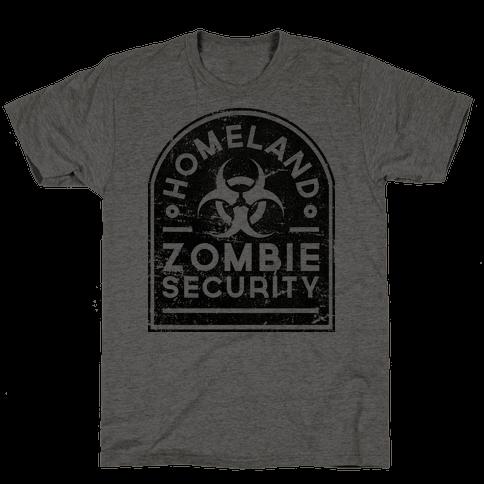 Homeland Zombie Security (Variant)