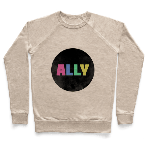 Proud Ally Pullover
