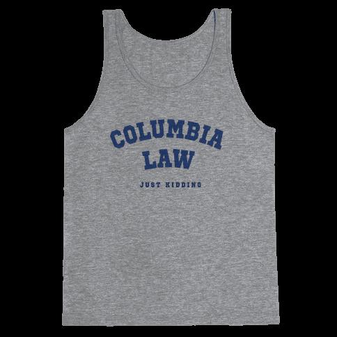 Columbia (Just Kidding) Tank Top