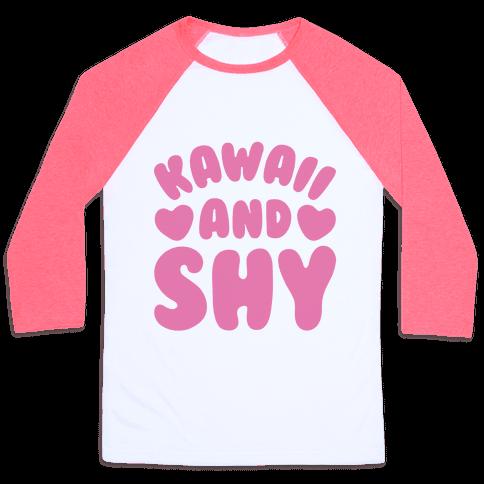 Kawaii and Shy