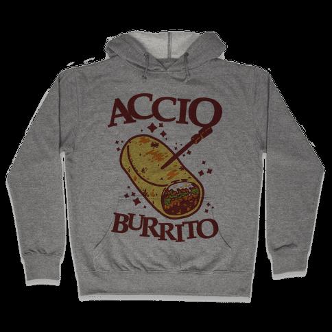 Accio Burrito Hooded Sweatshirt