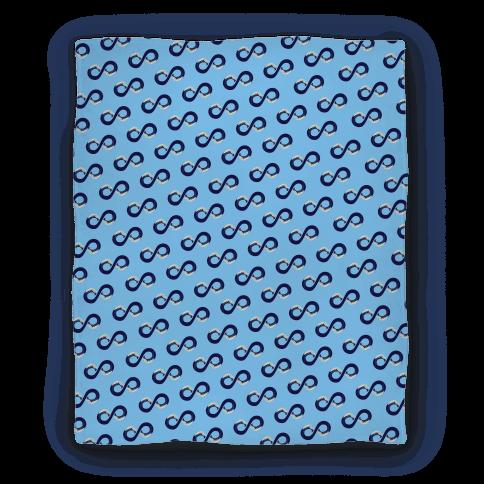 Ocean Infinity Blanket