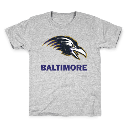 Baltimore (Vintage) Kids T-Shirt
