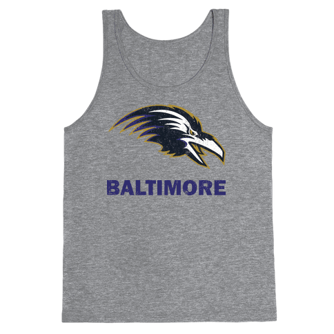 Baltimore (Vintage) Tank Top