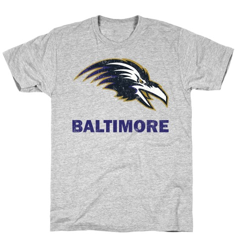 Baltimore (Vintage) Mens T-Shirt