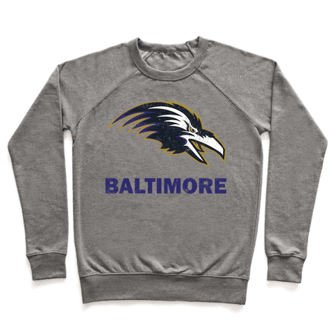 Baltimore (Vintage) Pullover